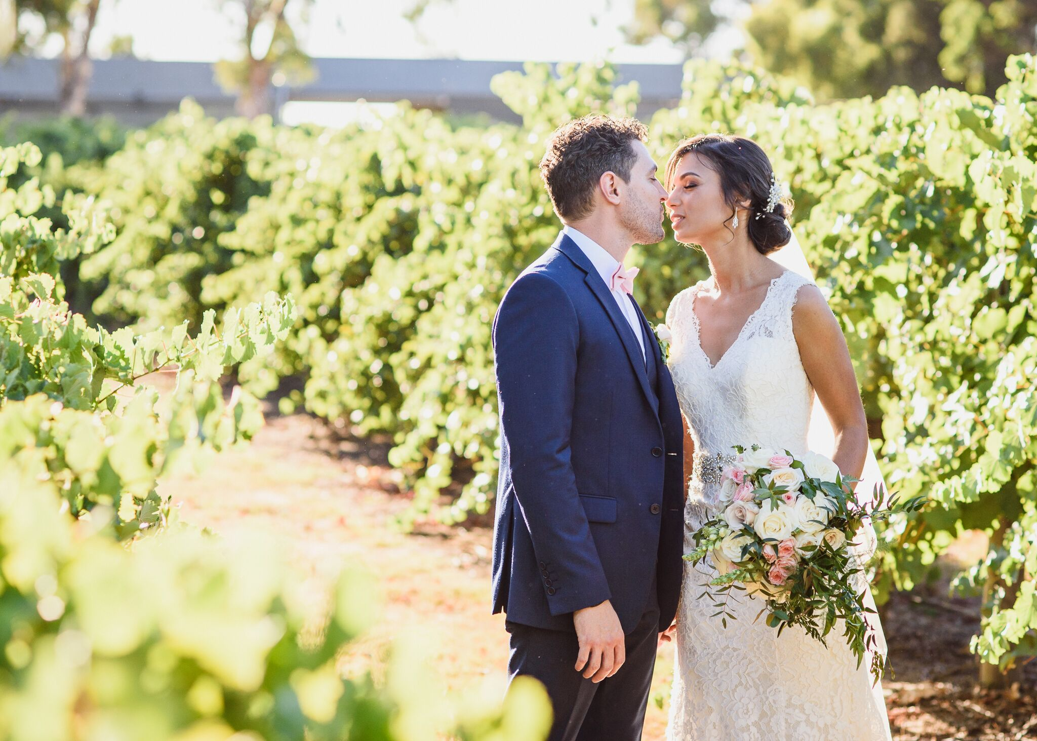 Sweet Floral Wedding Flowers And Bouquets Perth Weddings